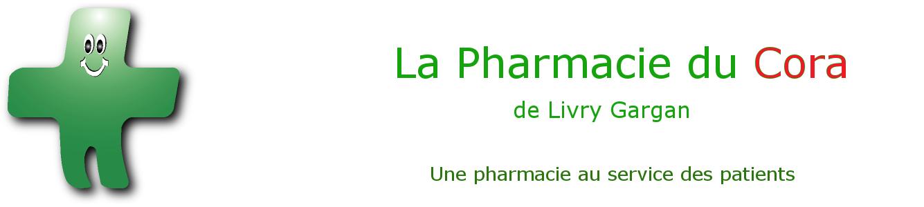 La Pharmacie du Cora de Livry Gargan